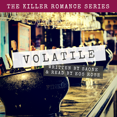 Cover image for Volatile