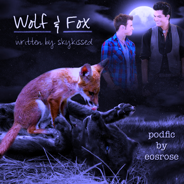 Cover image for Wolf and Fox