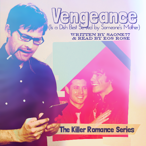 Cover image for Vengeance (Is a Dish Best Served by Someone's Mother)