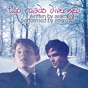 Cover image for two roads diverged