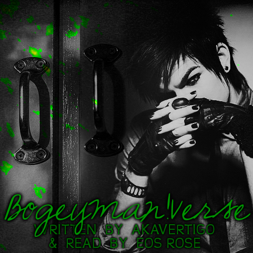Cover image for Bogeyman!verse