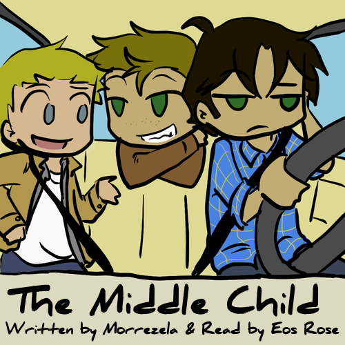 Cover image for The Middle Child