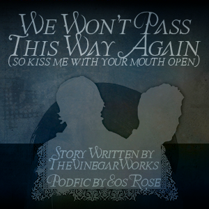 Cover image for We Won't Pass This Way Again (so kiss me with your mouth open)