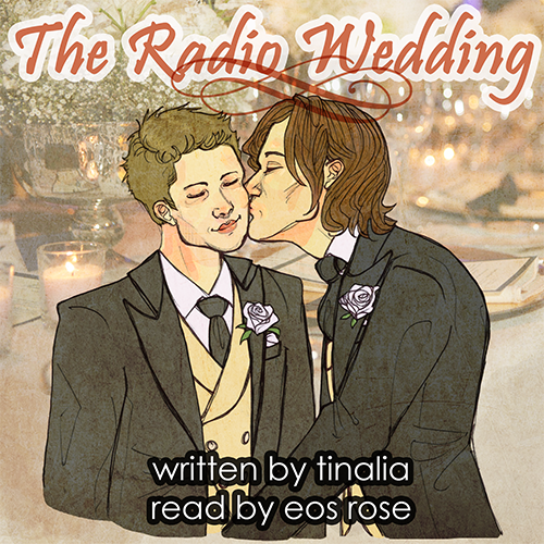 Cover image for The Radio Wedding